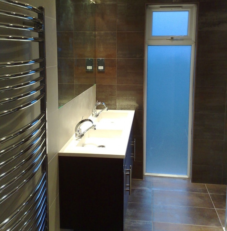 Shower Room – Loft Conversion – London NW7