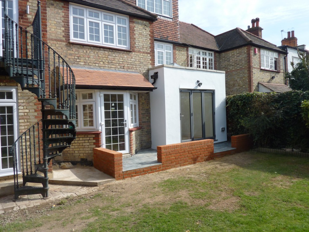 Rear Extension / Refurbishment - London N14